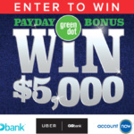 Congrats to Our Payday Bonus Sweepstakes Winners!
